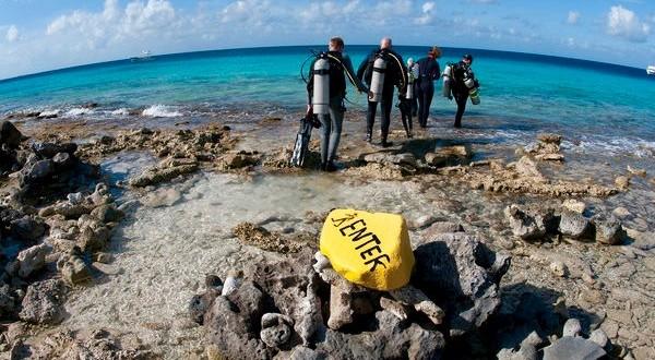 Villa Lunt Scuba Diving Bonaire