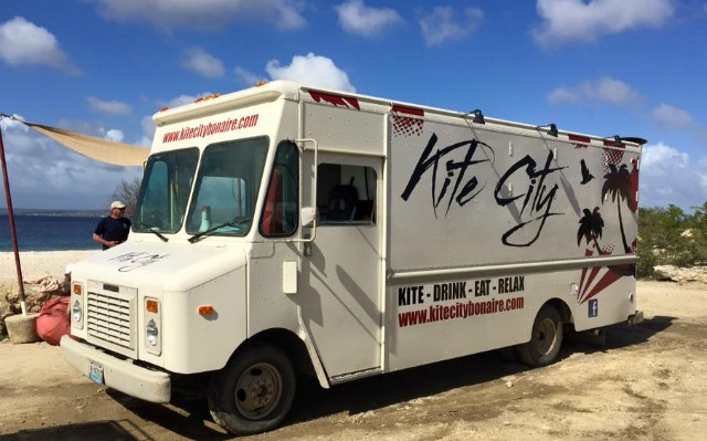 Out Top 10 List Villa Lunt Kite City Food Truck Bonaire