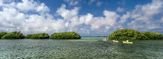Our Top 10 List Villa Lunt Bonaire kayak Vacation Rental