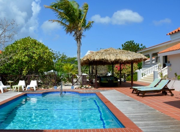 Villa Lunt Bonaire Overview Vacation Rental