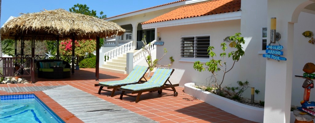 Luxurious Villa Lunt in Bonaire