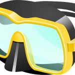 Diving Goggles Icon