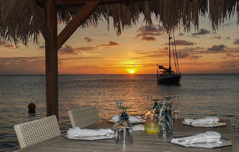 Sebastian's Restaurant in Bonaire