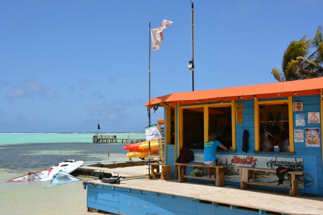 Jibe City Bonaire Villa Lunt Vacation Rental