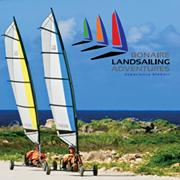 Landsailing on Bonaire
