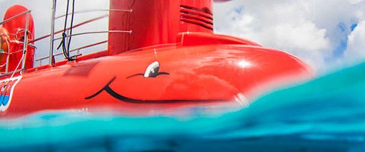 Bonaire Semi Submarine Trip