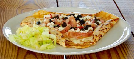 La Creperie French Crepes Villa Lunt Bonaire Vacation Rental